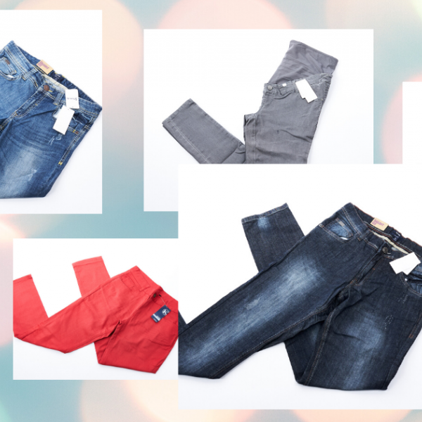 Kiabi jeans pants brandedclothes outletclothes stockclothes drabuziai didmena стокодежда stockclothes outlet clothes branded clothes