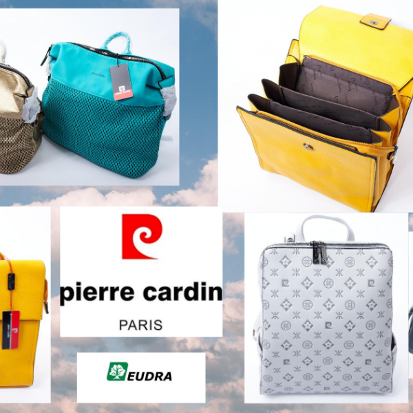 Pierrecardin brandedclothes outletclothes stockclothes drabuziai didmena сток одежда stock clothes outlet clothes branded clothes backpack bags