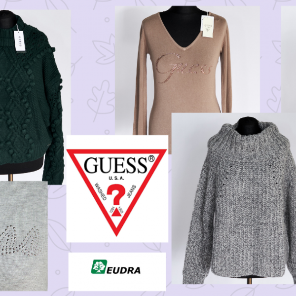 Guess branded clothes outletclothes stockclothes drabuziai didmena стокодежда stockclothes outlet clothes branded clothes womeclothes sweaters