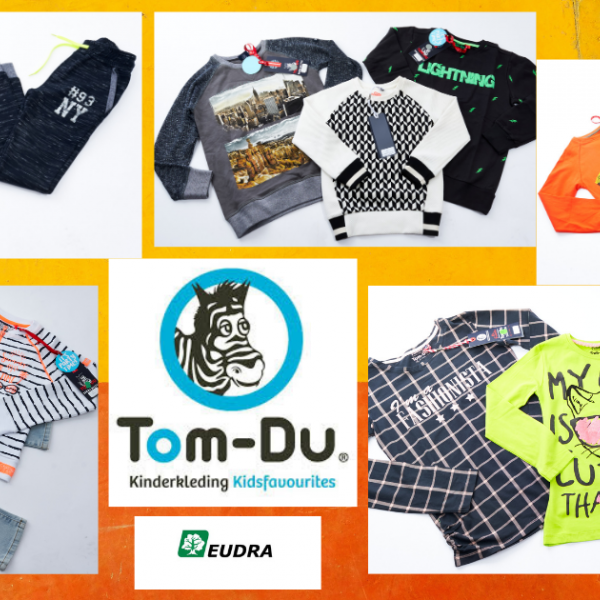 Tom-Du branded clothes outletclothes stockclothes drabuziai didmena стокодежда stockclothes outlet clothes branded clothes kidsclothes